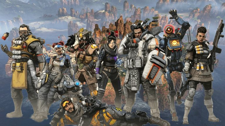 New Characters Release In APEX Legends.