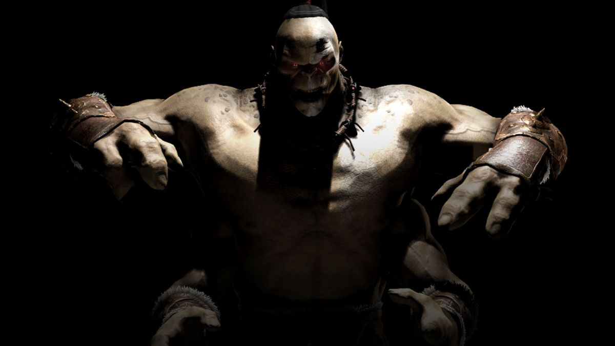 Goro, One of The New Top Character