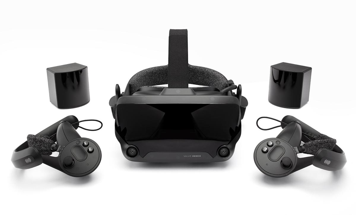 Index VR Headset By Valve