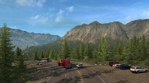 American Truck Simulator Washington DLC Review – Evergreen