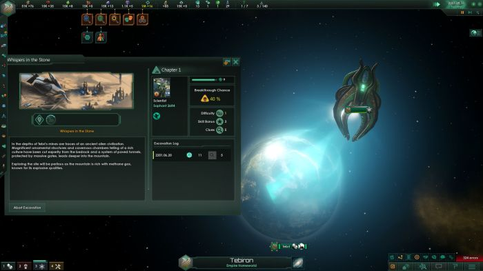 Stellaris: Ancient Relics Story Pack Review – The Race for Shiny