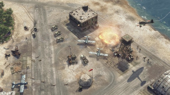 Sudden Strike 4 Review – An Interesting Take on the WW2 RTS