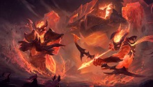 League of Legends Infernal Skins Launched