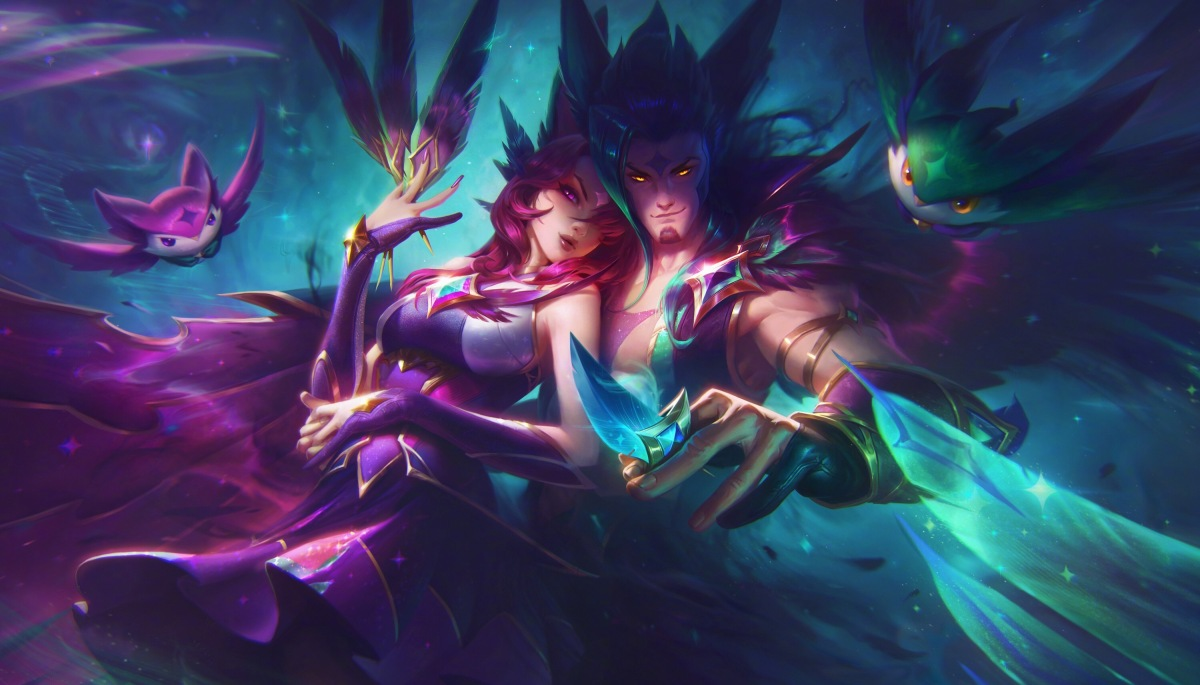 Learn the new star guardian skins
