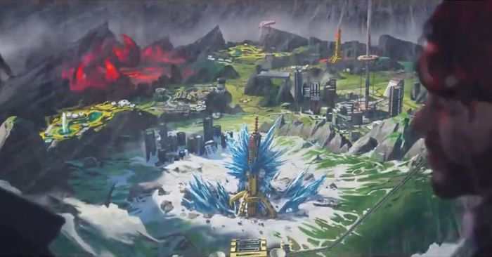 Gaming PC's Apex Legends New Map