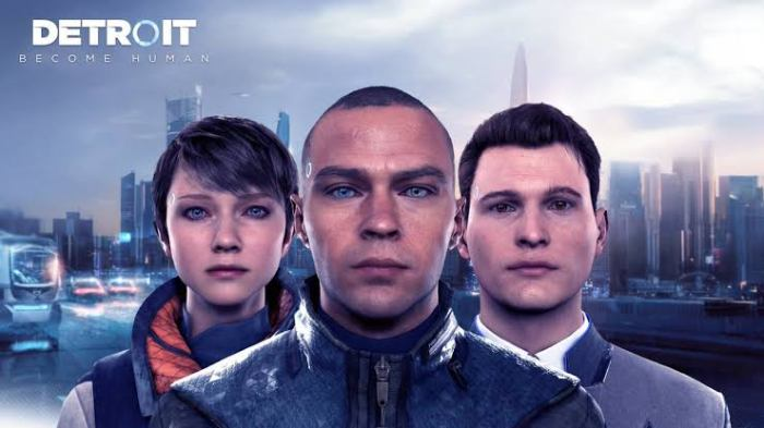 Detroit become human released for gaming pc
